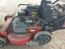 Toro 76cm Turfmaster professional self propelled lawn mower, £1449 new