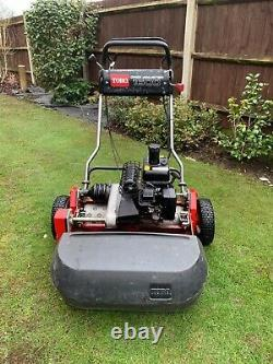 Toro Greensmaster 1600 Golf and Bowling Greens Or Cricket Wicket mower