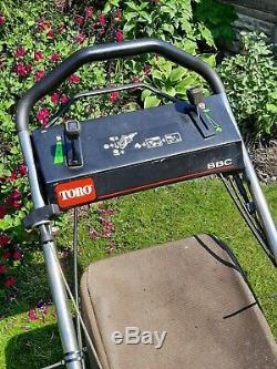 Toro Self-Propelled Petrol Rotary Lawnmower