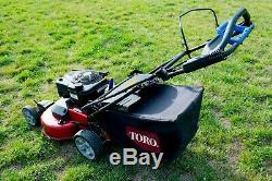 Toro Timemaster 30 Cut Self Propelled Lawnmower Good Working Order