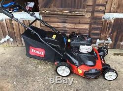 Toro Timemaster 30 self propelled walk behind lawn mower