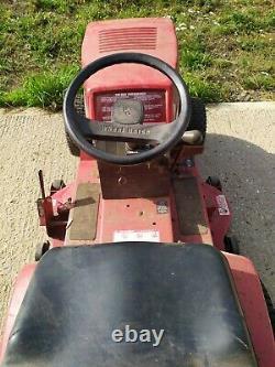 Toro Wheel Horse ride on mower