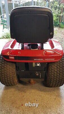 Toro Wheelhorse Ride On Mower