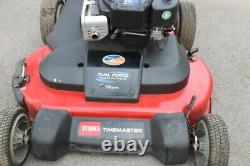 Toro timemaster lawnmower cutter 30 wide cut self propelled FREE DELIVERY