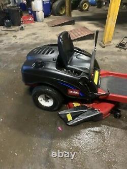 Toro timemaster mower