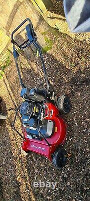 Toro trufmaster petrol lawn mower