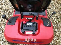 Toro wheel Horse 13-32XL ride on mower