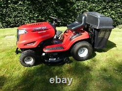 Troy Bilt Ride on Mower/Tractor 42ins Cut with Kohler 18Hp Engine