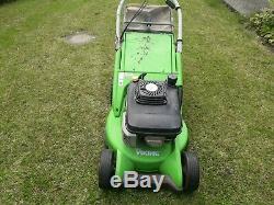 Viking MB750 KS professional lawn mower heavy duty petrol 3 speed self propelled
