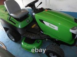 Viking Ride On Mower MT5112Z with all the extras