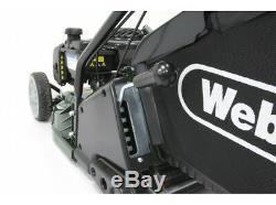 WERR17SP Webb'Supreme' 43cm (17) ABS Deck Petrol Self Propelled Rear Roller