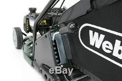 Webb 17 Rear Roller Self Propelled Werr17sp B-grade