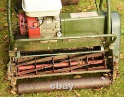 Webb Cylinder Mower Ride-on Lawnmower Classic 24 Inch HERTFORDSHIRE