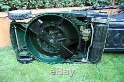 Webb WERR17SP Self Propelled Roller Lawn Mower 43cm