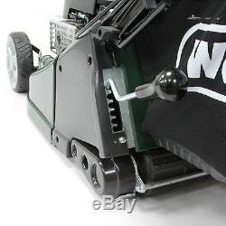 Webb WERR19SP Self Propelled Petrol Rotary Lawnmower 475mm
