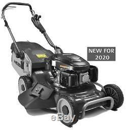 Weibang Virtue 50 SVP 4-in-1 Variable Speed Self-Propelled Petrol Lawn Mower