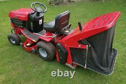 Westwood S1300 12.5HP 36 Petrol Ride On Lawn Mower Garden Tractor