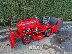 Westwood S1300 Garden Tractor with accessories