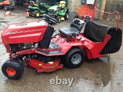 Westwood T1300 Ride On Mower With Powered Grass Collector