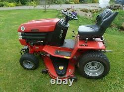 Westwood V20/50 Ride On Mower with Powered Grass Collector