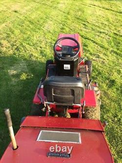 Westwood t1600 ride on mower