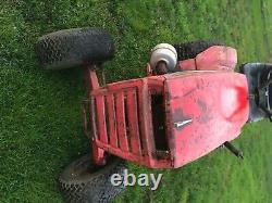 Wheelhorse Garden Tractor Raider 12 Paddock Tractor Running