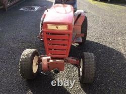Wheelhorse Ride-on mower C81 8 speed