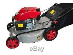 XCEED EX46SLM 139cc 46cm 4-Stroke Petrol Self Propelled Metal Deck Lawn Mower
