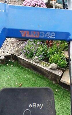 Yamaha YLM 342 Self-Propelled Roller Petrol Mower -Derby