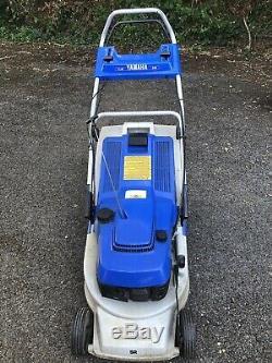 Yamaha YLM 346 Self-Propelled Roller Petrol Mower Lawnmower